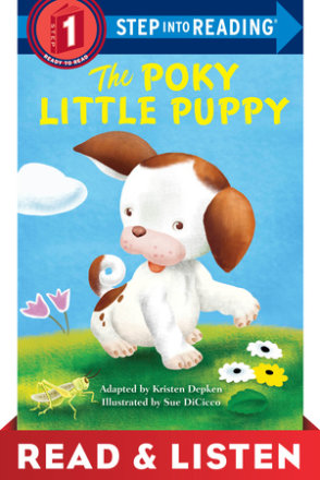The Poky Little Puppy Step Into Reading: Read & Listen Edition (ebk)