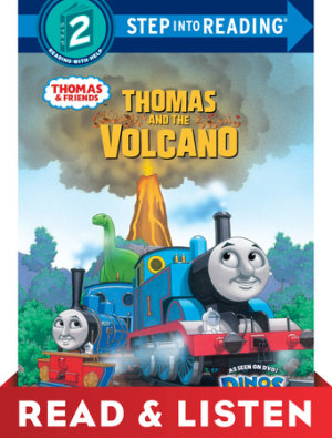Thomas And The Volcano (thomas & Friends): Read & Listen Edition (ebk)