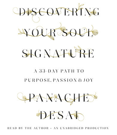 Discovering Your Soul Signature by