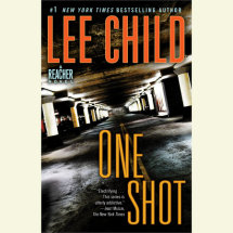 Jack Reacher: One Shot Cover