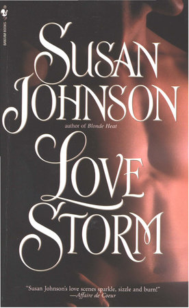 Love Storm by Susan Johnson