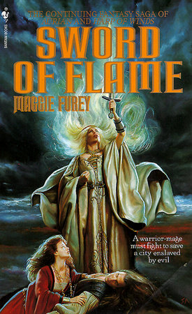 Sword of the Flame by Maggie Furey