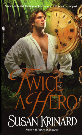 Twice a Hero by Susan Krinard