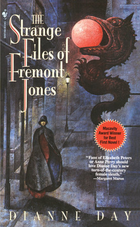 The Strange Files of Fremont Jones by