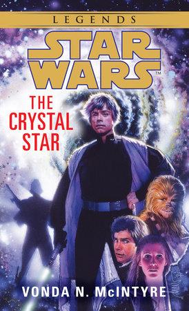 Star Wars: The Crystal Star by Vonda McIntyre