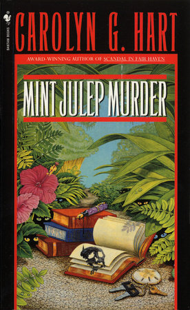 Mint Julep Murder by Carolyn Hart