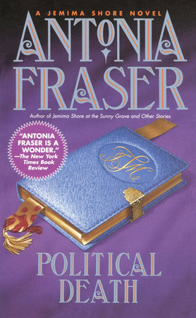 POLITICAL DEATH by Antonia Fraser