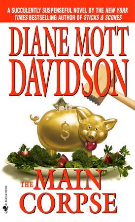 The Main Corpse by Diane Mott Davidson