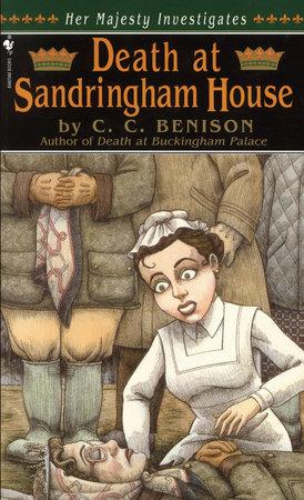 Death at Sandringham House by C.C. Benison