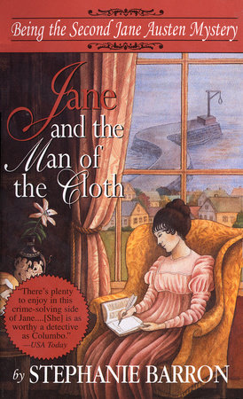 Jane and the Man of the Cloth by