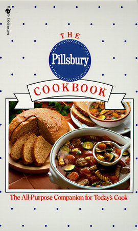 The Pillsbury Cookbook by Pillsbury Company