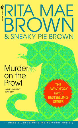 Murder on the Prowl book cover