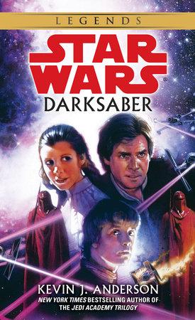 Darksaber: Star Wars by Kevin Anderson
