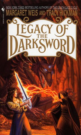 Legacy of the Darksword by Margaret Weis and Tracy Hickman