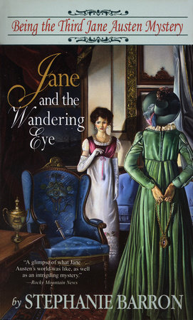 Jane and the Wandering Eye by