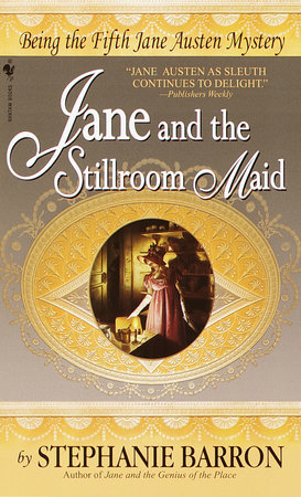 Jane and the Stillroom Maid by