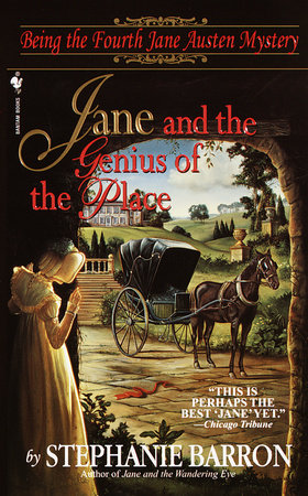 Jane and the Genius of the Place by