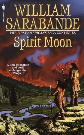 Spirit Moon by William Sarabande