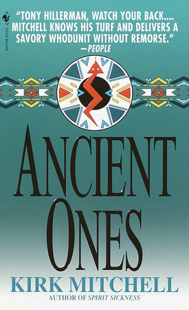 Ancient Ones by Kirk Mitchell