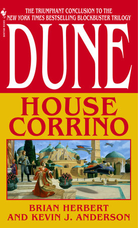 Dune: House Corrino by