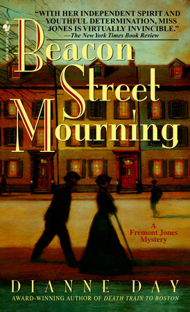 Beacon Street Mourning by