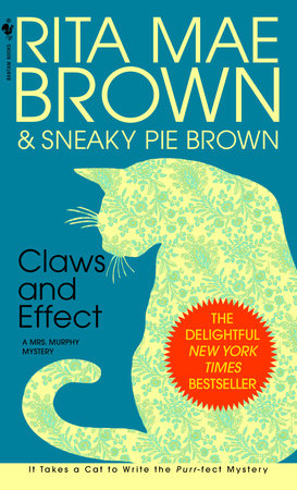 Claws and Effect book cover
