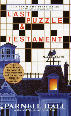 Last Puzzle & Testament by