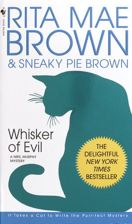 Whisker of Evil book cover