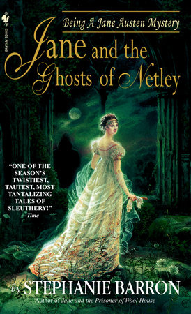 Jane and the Ghosts of Netley