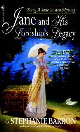 Jane and His Lordship's Legacy by