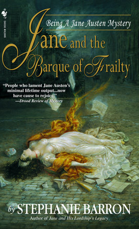 Jane and the Barque of Frailty by