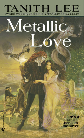 Metallic Love by Tanith Lee