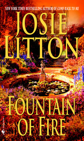 Fountain of Fire by Josie Litton