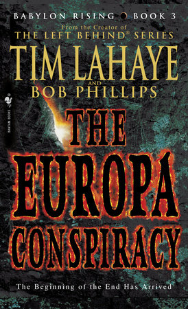 Babylon Rising Book 3: The Europa Conspiracy by