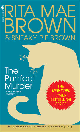 The Purrfect Murder book cover