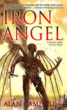 Iron Angel by