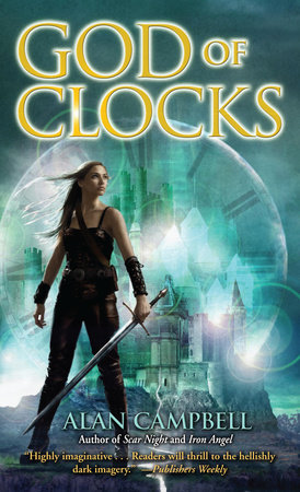God of Clocks by