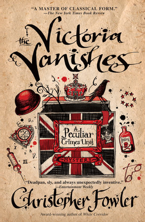 The Victoria Vanishes by