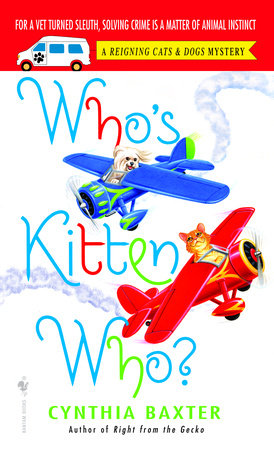 Who's Kitten Who? by