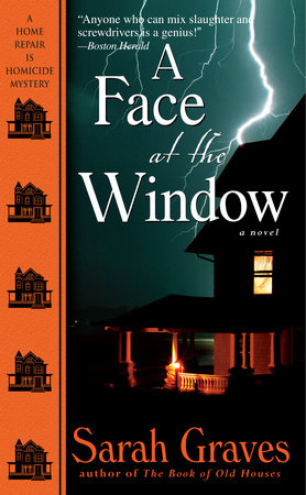 A Face at the Window by