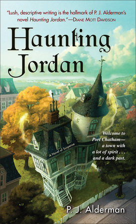 Haunting Jordan by P. J. Alderman