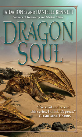 Dragon Soul by Danielle Bennett and Jaida Jones