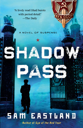 Shadow Pass by Sam Eastland