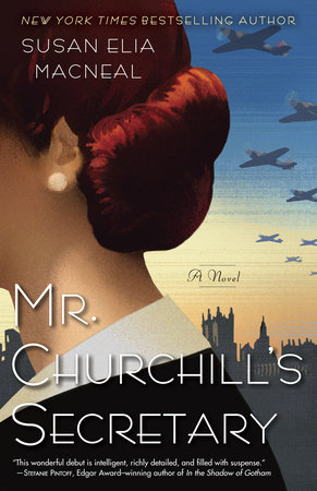 Mr. Churchill's Secretary by