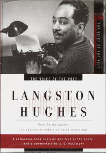 The Voice of the Poet: Langston Hughes Cover