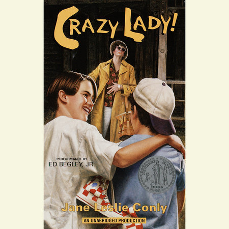 Crazy Lady by