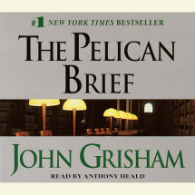 The Pelican Brief Cover