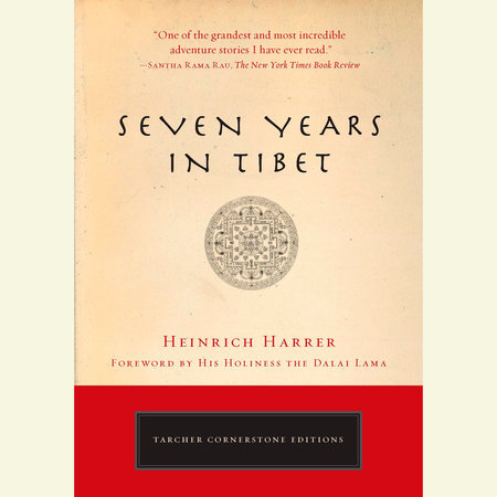 Seven Years in Tibet by