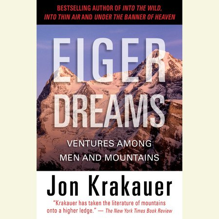 Eiger Dreams book cover