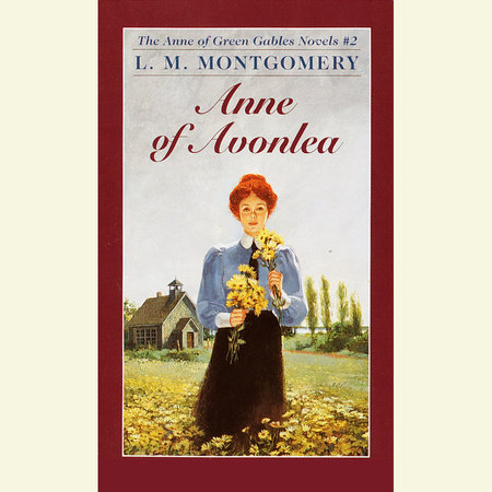 Anne Of Avonlea by